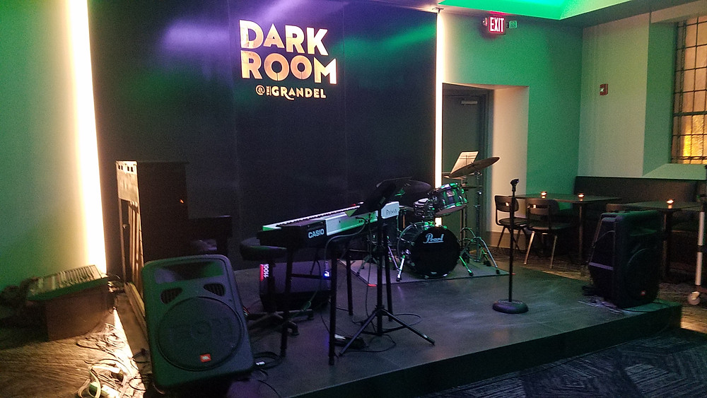 Setup for Jazz Piano in St Louis