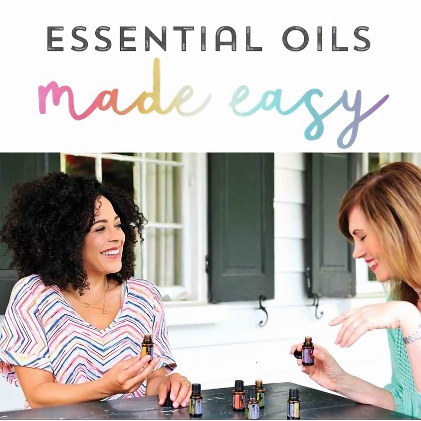Eileen's Essential Oils made Easy