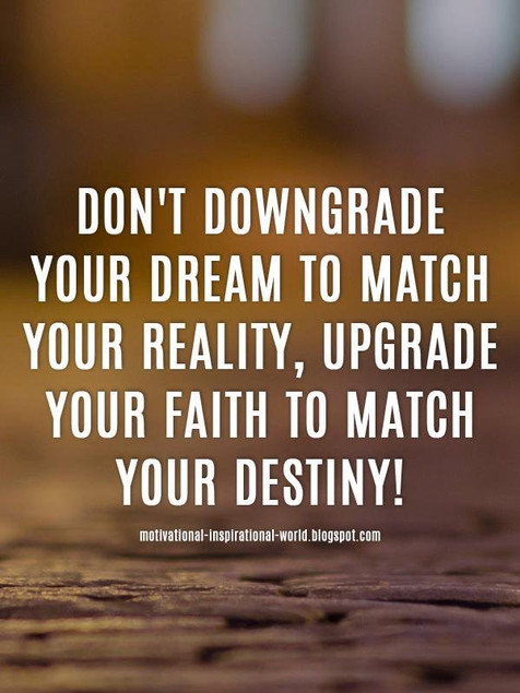 Put your Dreams into Action!