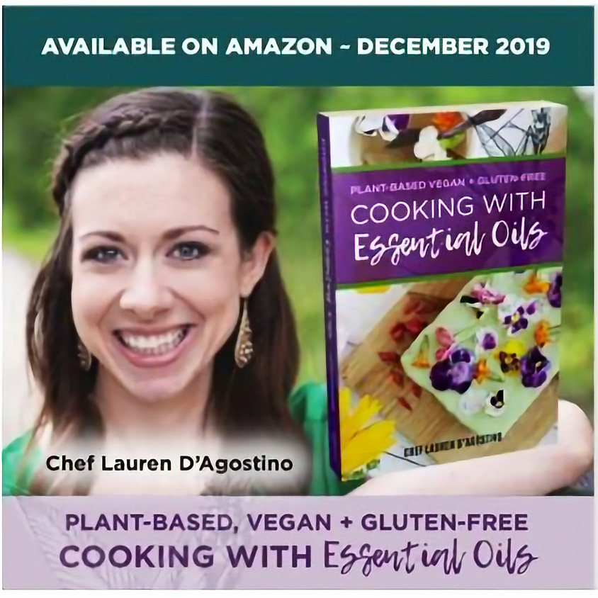 Book Signing with Chef Lauren D'Agostino