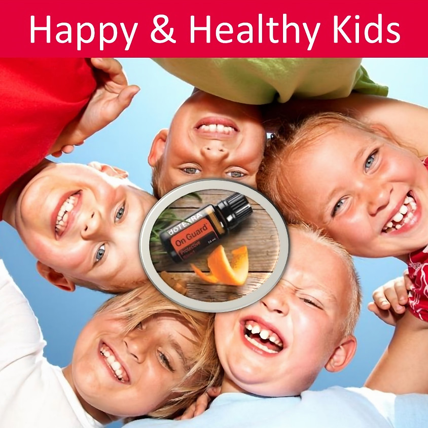 Beyond the Basics - Happy Healthy Kids with On Guard by Destinie Lima & Phil Jones (1)