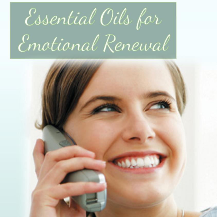 Meditation & Essential Oils for Emotional Renewal