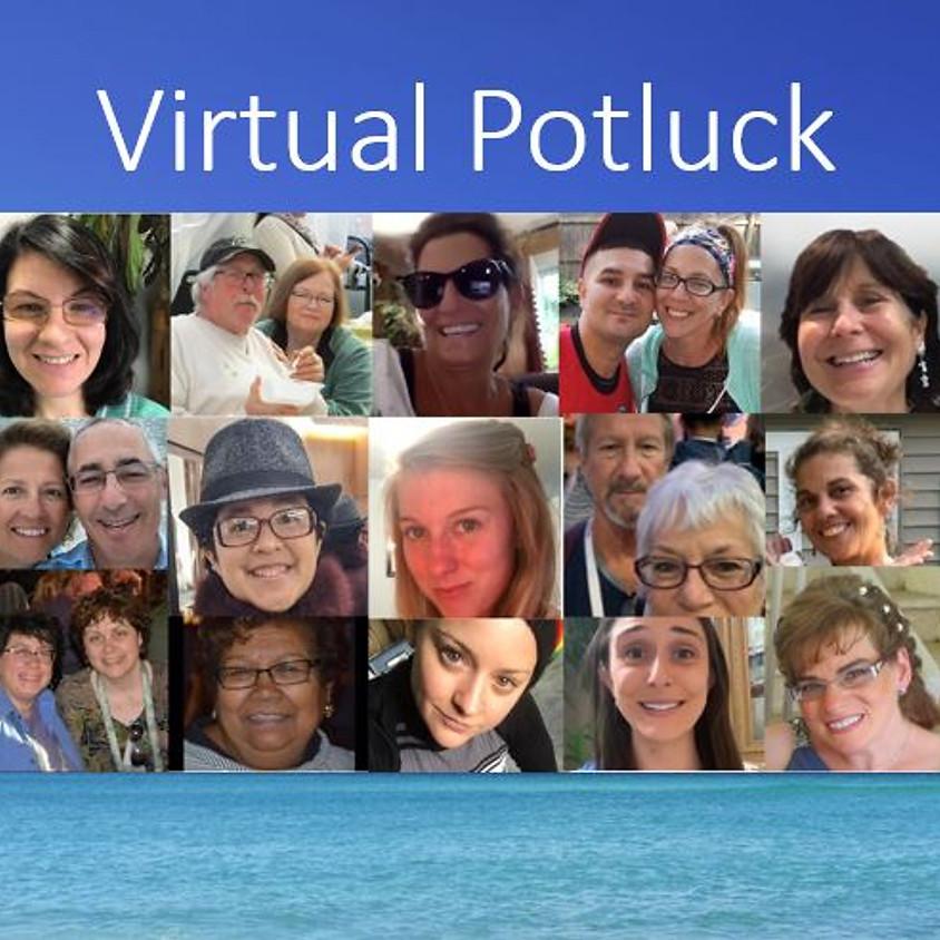Virtual Potluck MONDAY, November 2nd at 7pm EST (1)