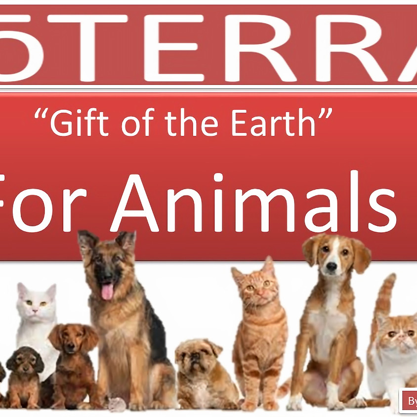Gift of the Earth for Animals