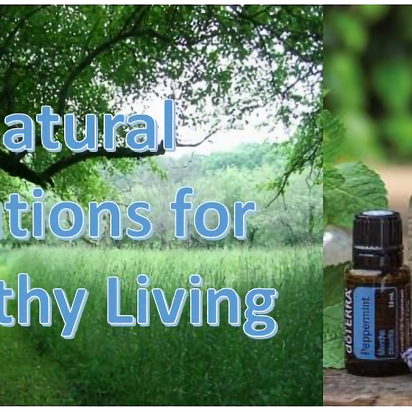 Natural Solutions Friday 5/1/20 7pm