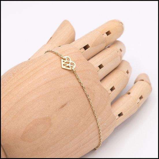 Bracelet Mini Coeur