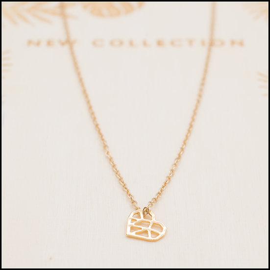Collier Mini Coeur