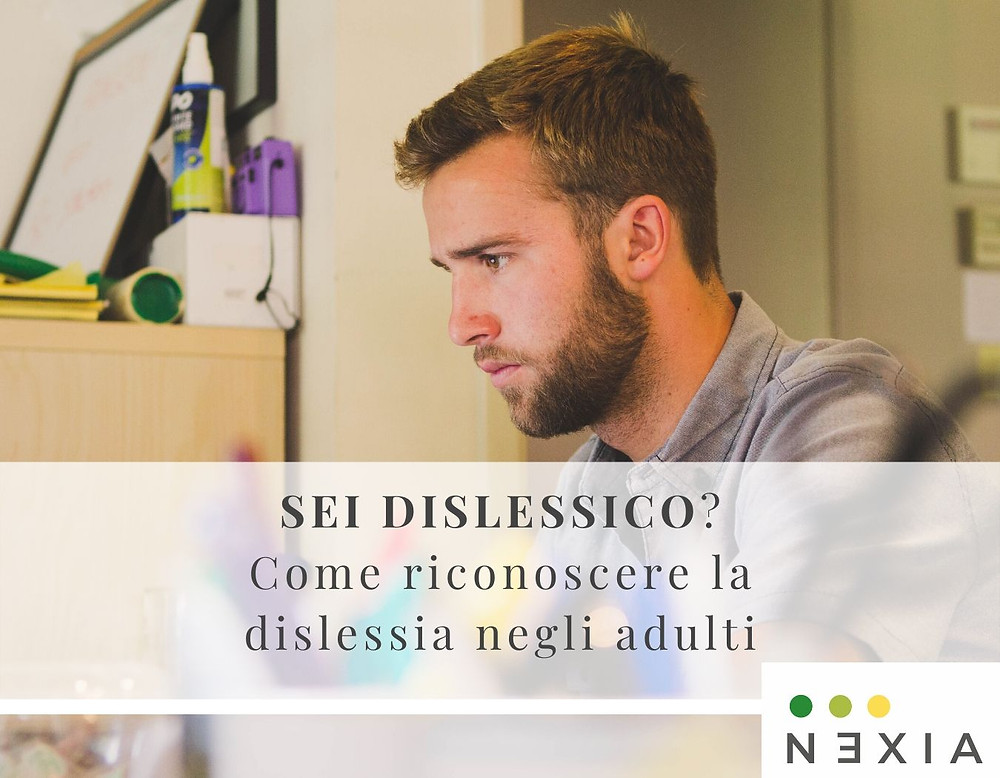 Ragazzo dislessico: diagnosi e test