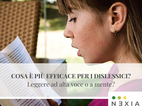 Cos'è più efficace: leggere ad alta voce o in silenzio?