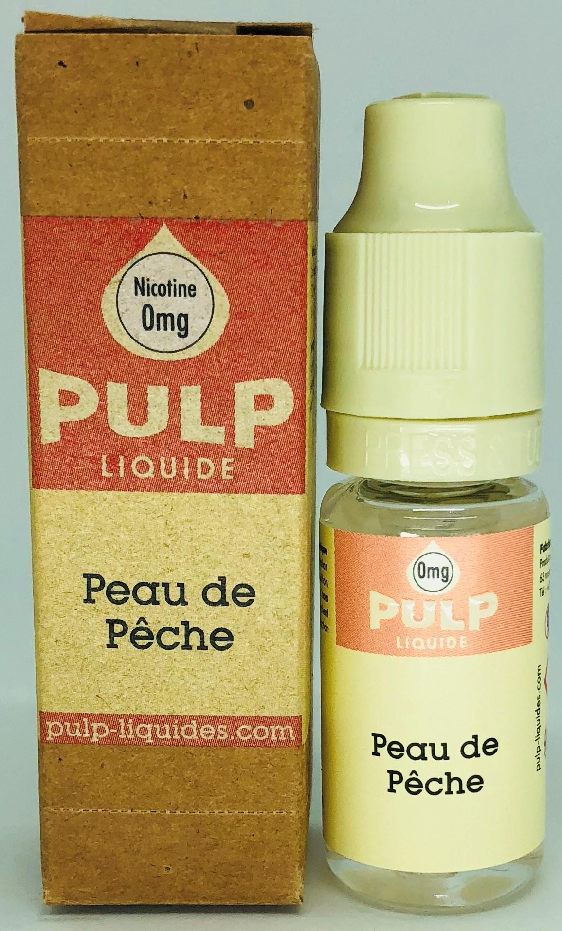 PEAU DE PECHE