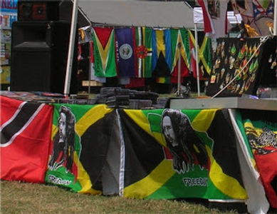 Caribbean flags and Marley.jpg