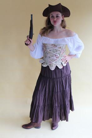 Elizabeth Swann - Pirates of the Carribean