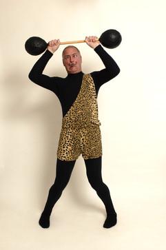 Strongman -The Greatest Showman