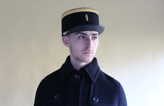 French policeman kepi