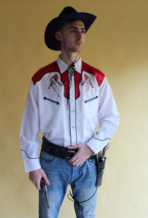 Line Dancer - Cowboy