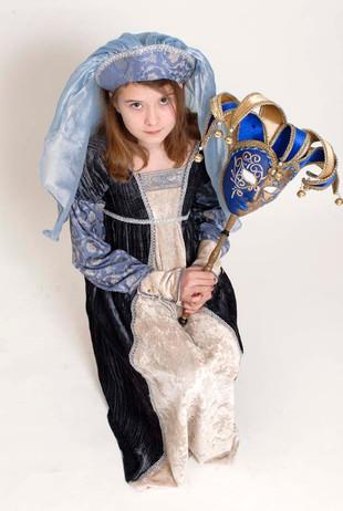Tudor/Medieval Princess