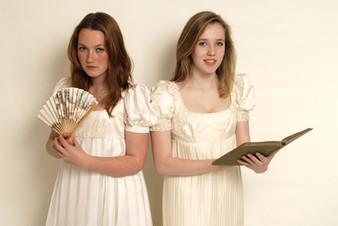 Elizabeth & Jane Bennett - Pride & Prejudice