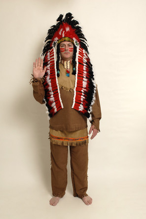 Native American - Indian Chief