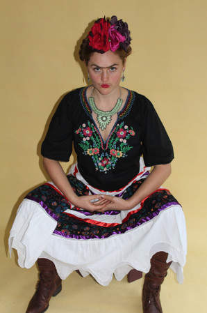 Mexican - Frieda Kahlo