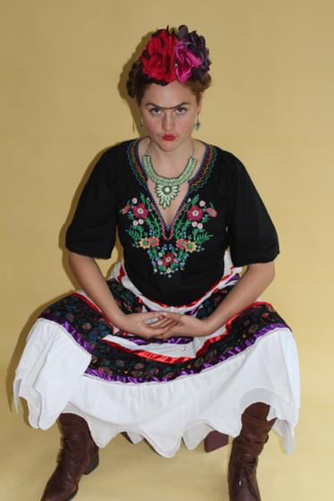 Frieda Kahlo - Day of Dead