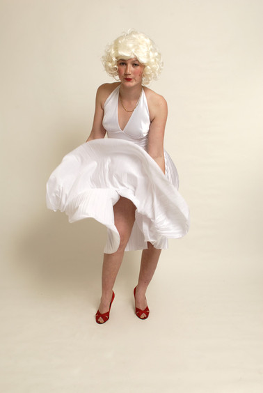 1950s Mariyln Monroe