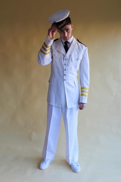 1940s Navy Officer