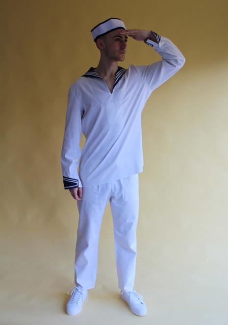 1940s Sailor