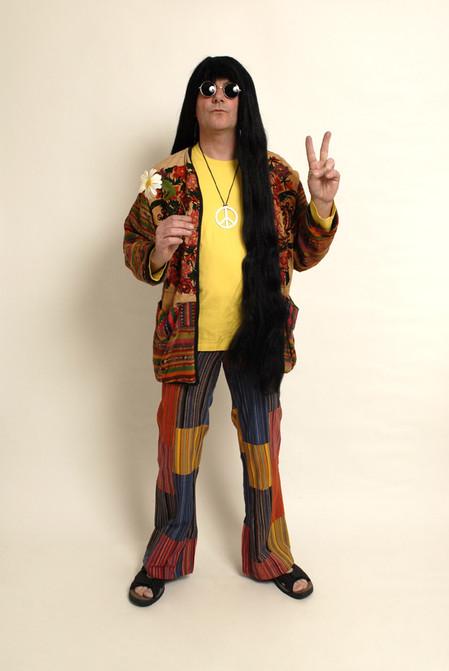 1970s Hippy