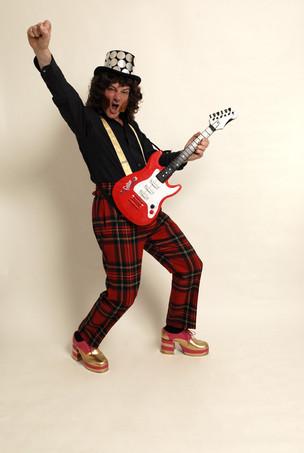 Noddy Holder - Slade - Glam Rock