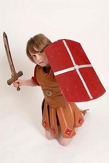 Roman Gladiator Maximus Maggie Bulman Costumes