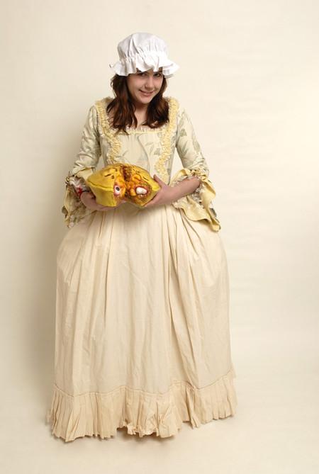 18th Century Peasant