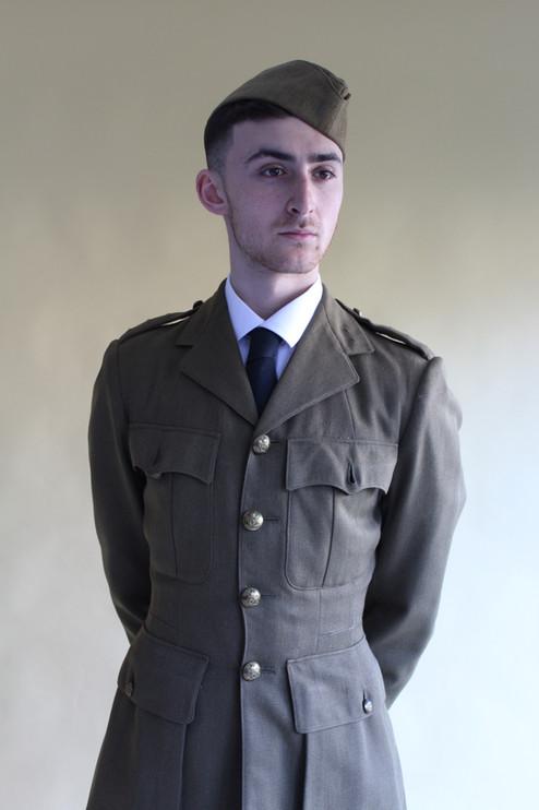 1940s Soldier