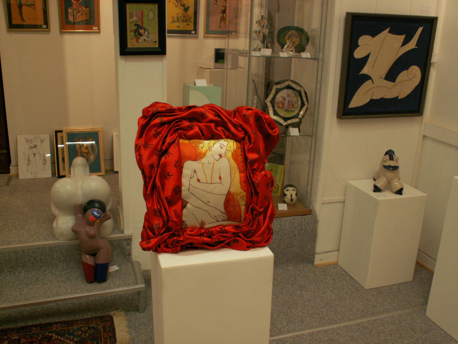 Gallery Eros - Copenhagen