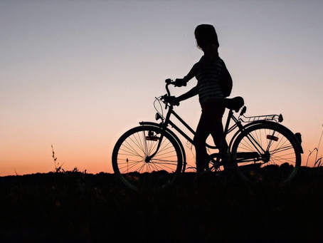 Les points de rencontre du yoga, de la sophrologie et du vélo