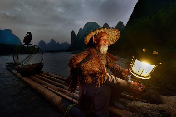 La luce del pescatore