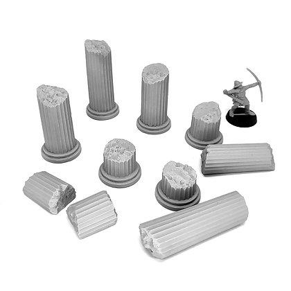 Храмовые колонны