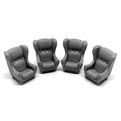 Дворцовые кресла