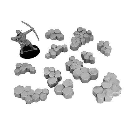 Базальтовые камни