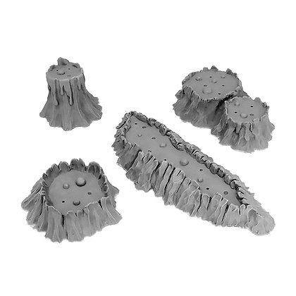 Cave Set: Volcanoes