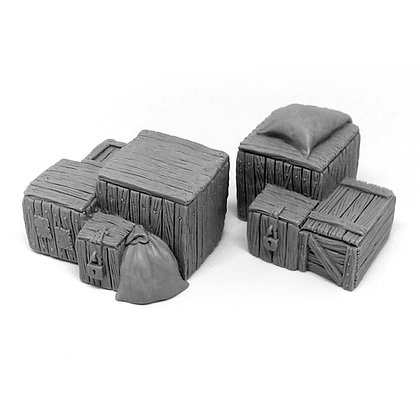 Crates, Bags and Boxes