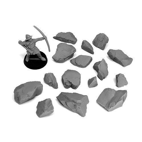 Desert Stones