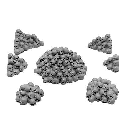 Piles of Skulls