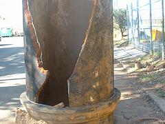 pipe failure investigation