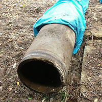 condition assessment of asbestos cement pipe (AC pipe)