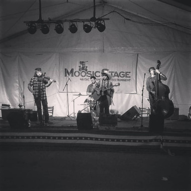 Tennessee State Fair w/Nina Ricci and the Rushtones, August 2018
