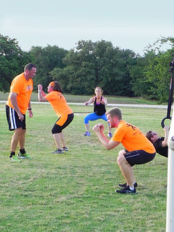 Boot Camp Family Fitness