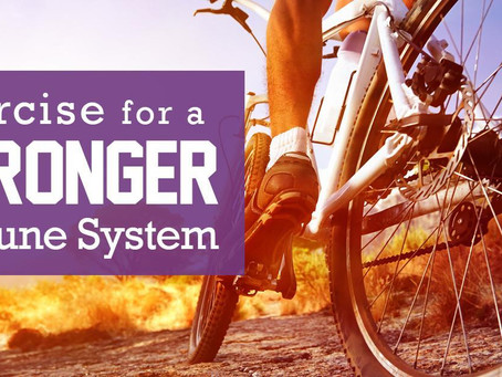 Exercise For A Stronger Immune System