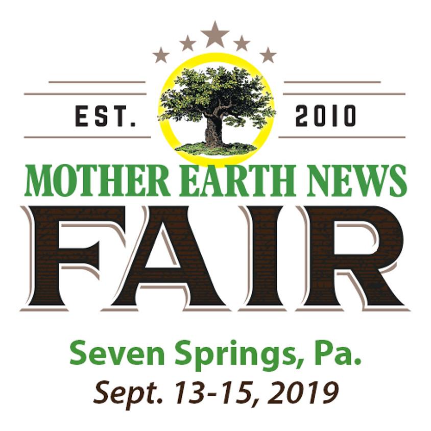 Mother Earth News Fair @ 7 Springs