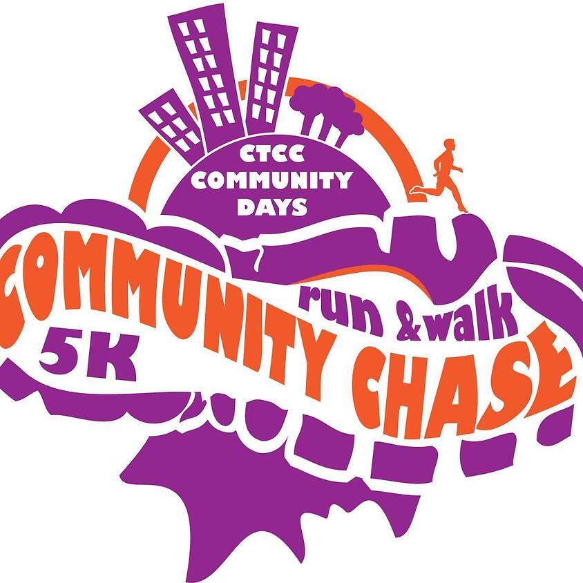 Community Chase 5K Run/Walk
