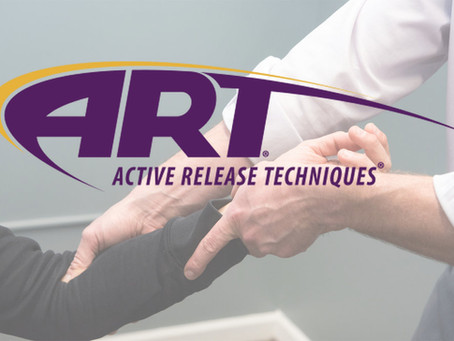 What is Active Release Techniques (ART) and will it work for you?